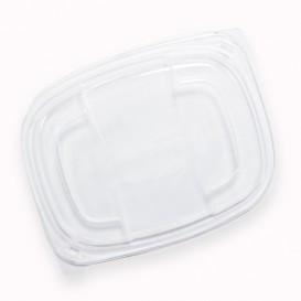 Tapa Translúcida Envase 250/350 y 450ml 142x111x20mm (20 Uds)