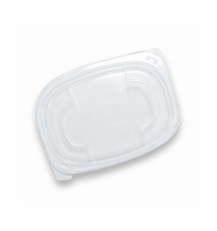 Tapa Translúcida Envase 400/600ml 190x140x20mm (20 Uds)