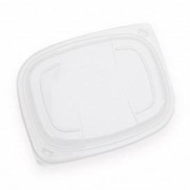 Tapa Transparente Envase 800/1000ml 215x170x20mm (320 Uds)