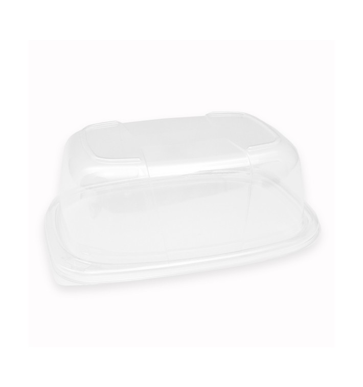 Tapa Transparente Envase 800/1000ml 215x170x70mm (320 Uds)