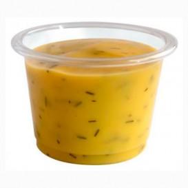 Tarrina para Salsas PLA Transparente 30ml (200 Uds)