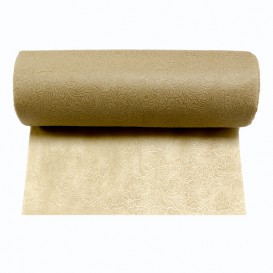 Mantel Rollo TNT Plus Crema/Beige 0,4x50m 60g P30cm (1 Ud)