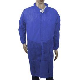 Bata Industria TST PP Con Velcro Azul Oscuro XL (1 Ud)