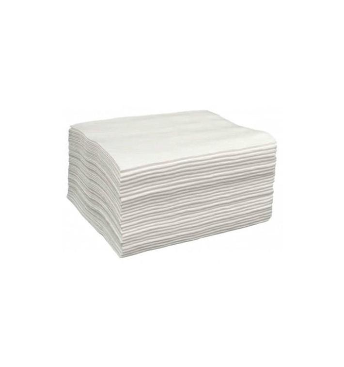 Toalla Spunlace Peluquería Blanca 40x80cm 43g/m² (700 Uds)