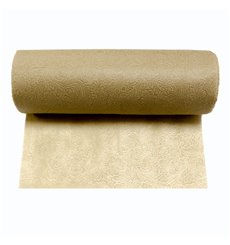 Mantel Rollo TNT Plus Crema/Beige 0,4x50m 60g P30cm (6 Uds)