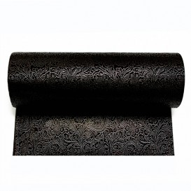 Mantel Rollo TNT Plus Negro 1x50m 60g (6 Uds)