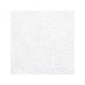 Mantel Camino TNT Plus Blanco Cortado 40x120cm 60g (500 Uds)