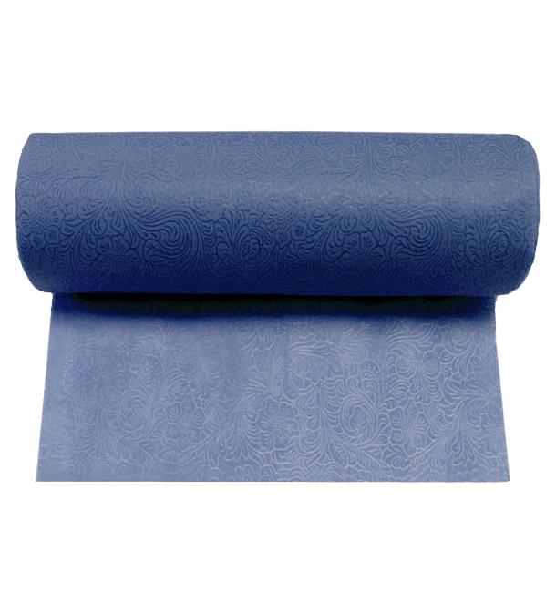 Mantel Rollo TNT Plus Azul 0,40x45m 60g P30cm (6 Uds)
