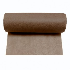 Mantel Rollo TNT Plus Marrón 1,2x45m 60g P40cm (6 Uds)
