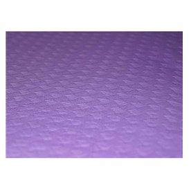 Mantel de Papel Cortado 1,2x1,2 Metro Lila 40g (300 Uds)