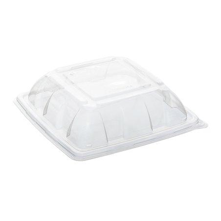 Tapa de Plastico PP Cúpula para Envase de 230x230mm (300 Uds)