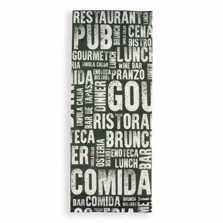 """Sobre Portacubiertos con Servilleta """"Gourmet"""" (1000 Uds)"""