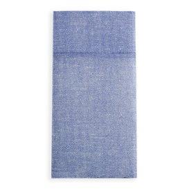 Servilleta Portacubiertos de Papel Vaquero Azul 40x40cm (30 Uds)