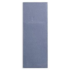 Servilleta Portacubiertos de Papel Vaquero Azul 30x40cm (30 Uds)
