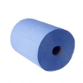 Bobina Secamanos Chemine Laminada Azul 800g (6 Uds)