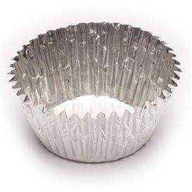 Cápsula Pastelería Aluminio 55x44x27mm (4.500 Uds)