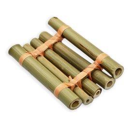 """Bandeja de Bambu """"Balsa"""" 8x5cm (24 Uds)"""