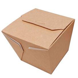 Caja de Comida para Llevar Wok Kraft 7120ml (20 Uds)