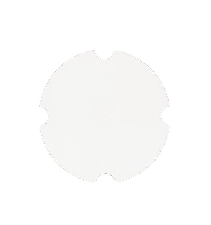 Tapa Cartón para Cubo de Pollo 85Oz/2550ml (500 Uds)
