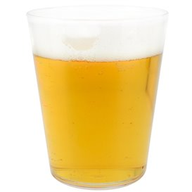 Vaso Reutilizable PS Pinta Cerveza 420ml (15 Uds)