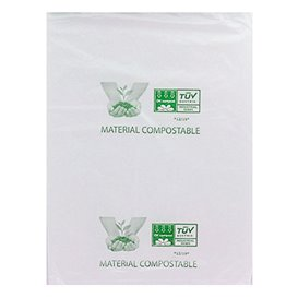 Bolsa Plastico Block 100% Biodegradable 27x35cm (3000 Uds)