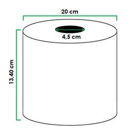 Papel Higienico Industrial 2C 1000g 325m (6 Uds)