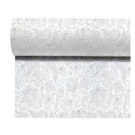 """Mantel Rollo TNT 1,2x50m """"Mandala"""" Gris 50g/m² P40cm (4 Uds)"""