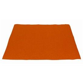Mantel Individual de Papel Naranja 30x40cm 40g/m² (1.000 Uds)