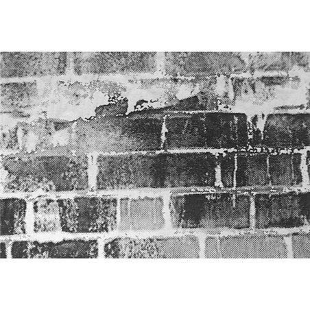 """Mantel Individual Papel 30x40cm """"Ladrillo"""" 35g/m² (1000 Uds)"""