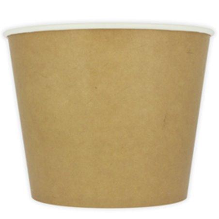Cubo de Cartón para Pollo con Tapa 3990ml (25 Uds)