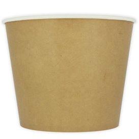 Cubo de Cartón para Pollo con Tapa 3990ml (300 Uds)