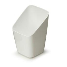 Vaso de Plastico Degustacion Blanco 4x4x7 cm (20 Uds)