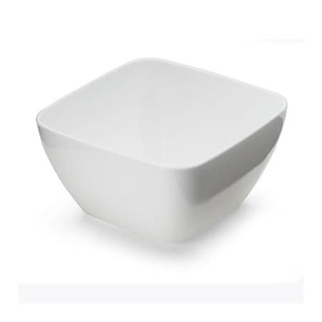 Bol de Plastico Degustacion Blanco 5x5x3 cm (20 Uds)