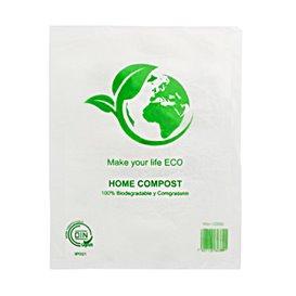 Bolsa Mercado Block 100% Home Compost 23x33cm (100 Uds)