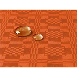Mantel Impermeable Rollo Naranja 1,2x5m (10 Uds)