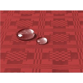 Mantel Impermeable Rollo Rojo 1,2x5m (10 Uds)