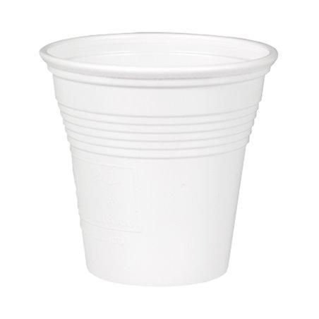 Vaso de Plastico PS Blanco 80 ml (50 Uds)