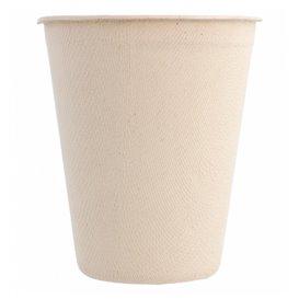 Vaso de Caña de Azucar Natural 260ml (50 Uds)