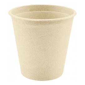 Vaso de Caña de Azucar Natural 370ml (800 Uds)