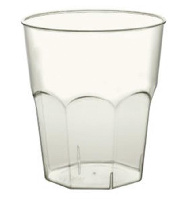 Vaso PLA Duro Biodegradable Transparente 420ml (420 Uds)