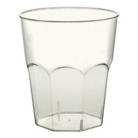 Vaso PLA Duro Biodegradable Transparente 200ml (1.000 Uds)