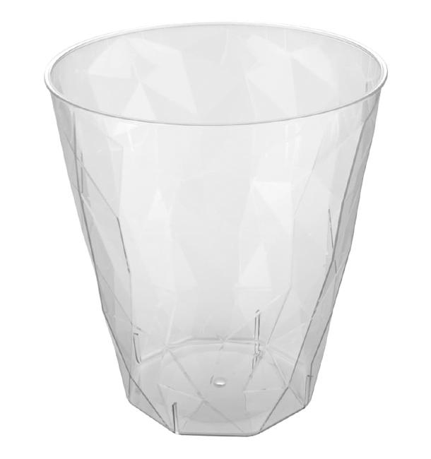 Vaso Chupito PLA Biodegradable Transparente 50ml (50 Uds)
