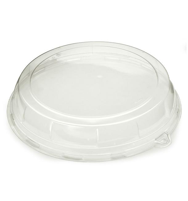 Tapa de Plástico PET para Bandeja de 40x8cm (5 Uds)