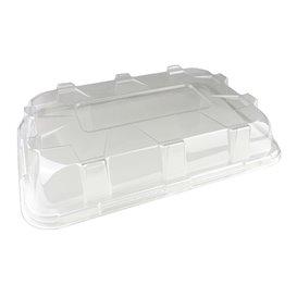Tapa de Plástico PS para Bandeja de 55x37x8cm (50 Uds)