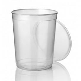 Tarrina Transparente PP 1.000 ml (Paquete 50 unidades)