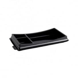 Envase para Sushi Negro 172x101mm(960 Uds)
