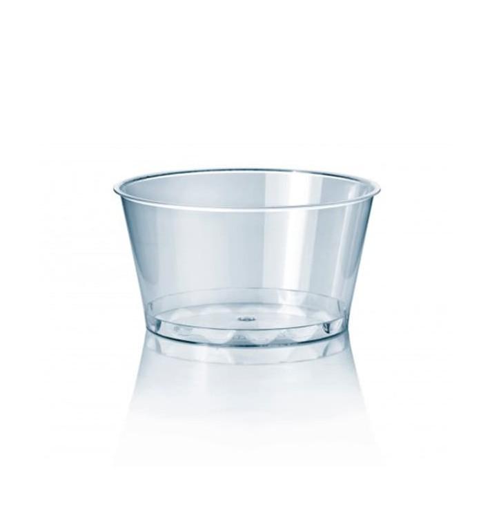 Tarrina para Helados 300 ml Transparente PS (50 Uds)