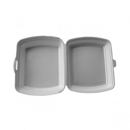 Envase Foam MenuBox 1C 240x210x70mm (100 Uds)