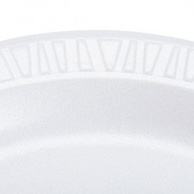 Plato Termico Foam Blanco 230 mm (500 Uds)