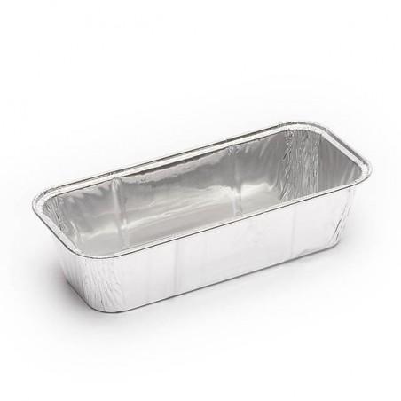 Envase de Aluminio para Plum Cake 750 ml (125 Uds)